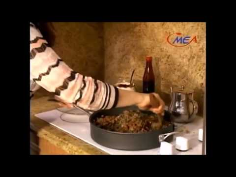samira's kitchen # 11 part 1 laham ajeen لحم بعجين