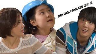 Jung Hyuk đổ thừa vì Heri làm ồn không học được quyết tâm lên chùa tu luyện thành tài
