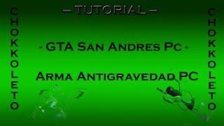 Descargar Arma Antigravedad Para Gta San Andreas Mediafire