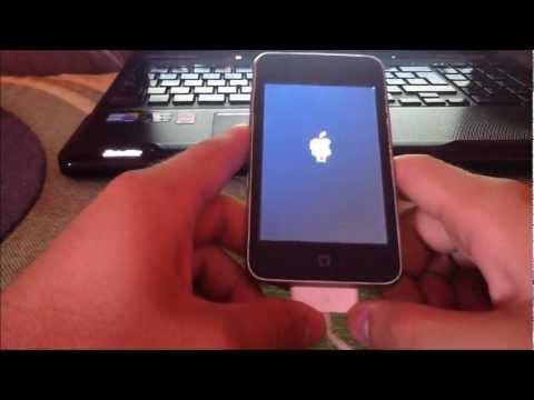 Como hacer Jailbreak iPod touch 2g (iOs 4.2.1)