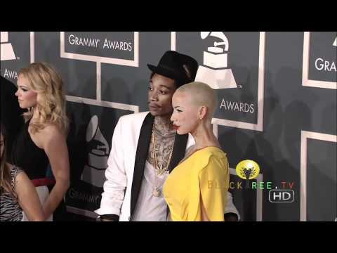 Wiz Khalifa And Amber Rose Are OFFICIALLY Engaged To Be Married