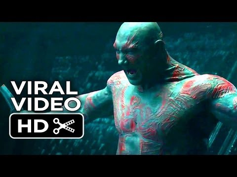 Guardians of the Galaxy Viral Video - Meet Drax (2014) - Chris Pratt, Dave Bautista Movie HD