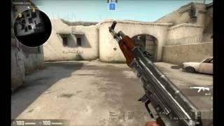 Как уменьшить звук выстрелов в cs go с помощью консольных команд