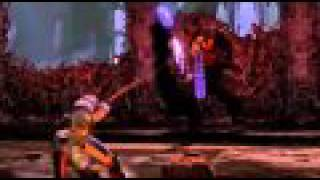 God Of War 3 Boss: Hades