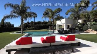 Luxury Villa for sale in Sierra Blanca Spain