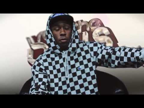 Tyler The Creator talks about his new album Wolf