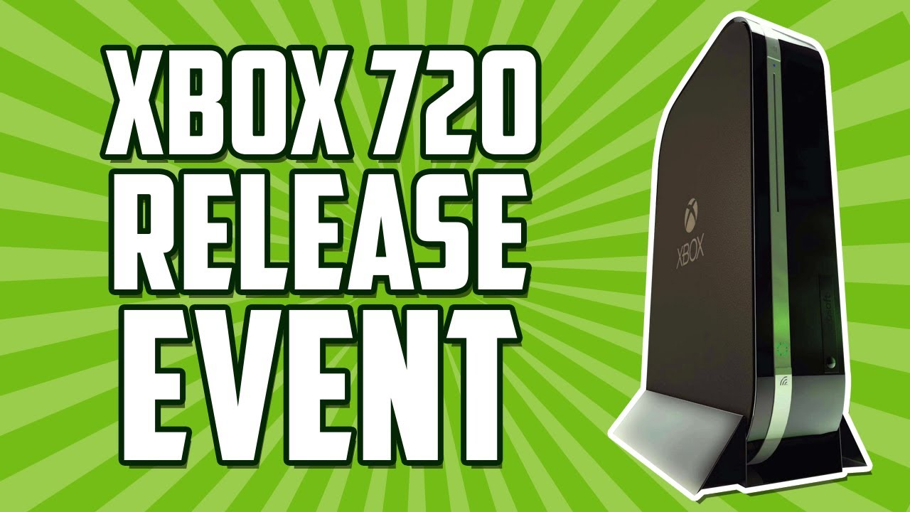 Xbox 720 release date countdown clock maxresdefault jpg