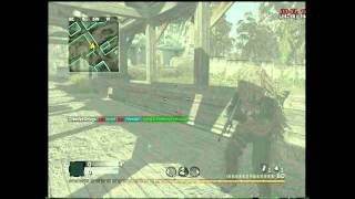COD4: Flying Turnips V3 Control Menu + Download And