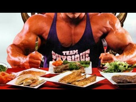 Alimentação para hipertrofia muscular - Veja como ganhar massa muscular rápido sem complicações