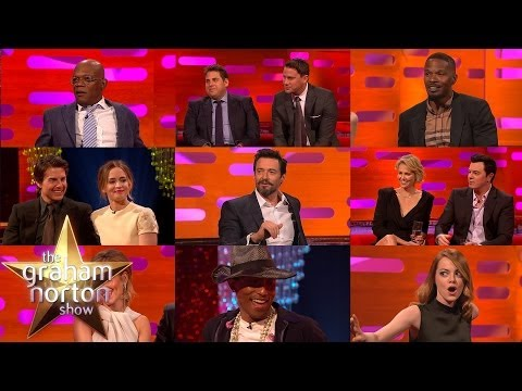 Exclusive: Best Moments of the Series - The Graham Norton Show