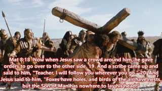 """Pastor Larry Austin --- FOLLOWING CHRIST --- """"The Only Thing That Matters"""""""