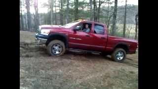 Trying Out The Nitto Terra Grapplers In '07 Power Wagon