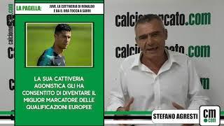 La pagella: Juve, la cattiveria di Ronaldo è da 8. Ora tocca a Sarri