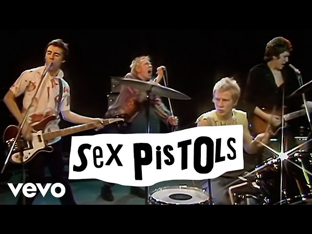 Sex Pistols - Anarchy In The UK
