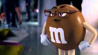 """M&M """"Sexy And I Know It"""" Super Bowl Commercial 2012"""