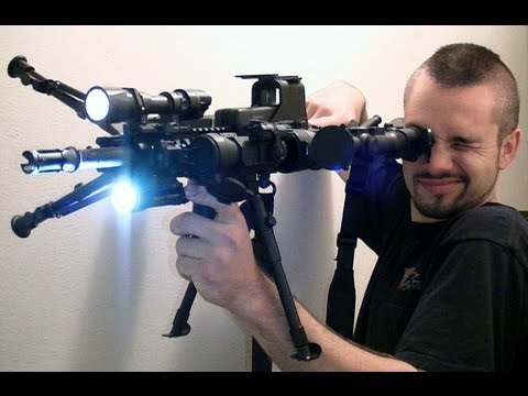 Most Tactical AR15... EVER!