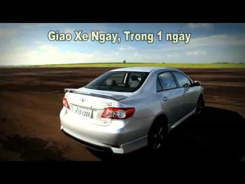 Toyota Corolla Altis tổng ưu đãi giảm đến 40 triệu. Mr.Lộc 0903.349.659