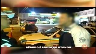 B�bado � preso pilotando morto - 22/05/ 15