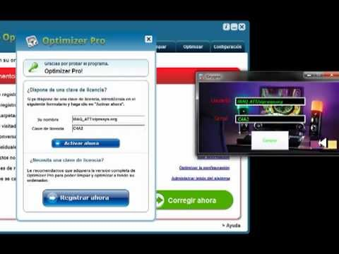 PC Optimizer Pro 8.0.1.8 Crack With Serial Number Updated