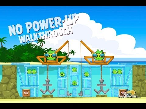 Angry Birds Friends Summer Tournament Week 110 Level 1 | June 23rd 2014