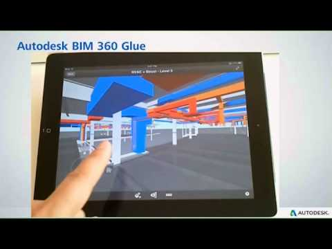 Autodesk BIM 360 Glue - iPad Demo