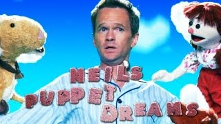 Neil Patrick Harris Puppet Dreams: The Lullaby