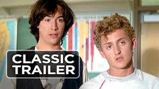 Bill & Ted's Excellent Adventure Official Trailer #1