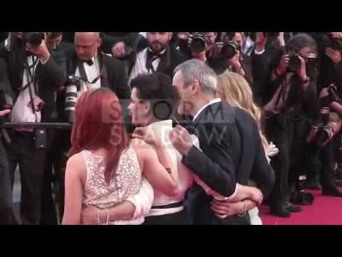 Cannes Film Festival 2014 - Kristen Stewart and cast at the Sils Maria Premiere in Cannes