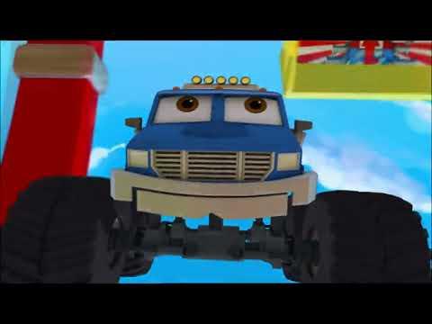 Meteor Monster Truck 14. - Meteor velí