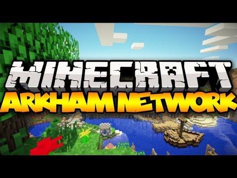 ArkhamNetwork · Welcome