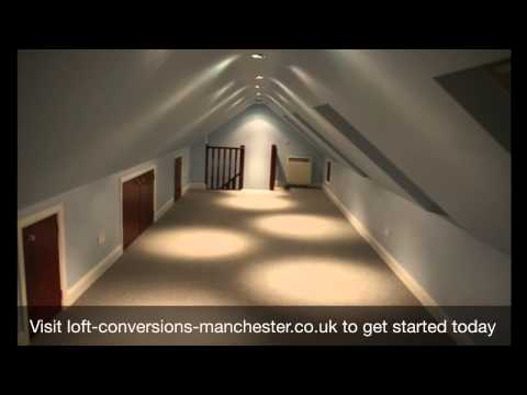 loft conversion prices manchester