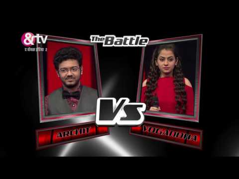Archit Vs Yogandha | Battle Round | Sneak-Peek | The Voice India S2 | Sat-Sun, 9 PM