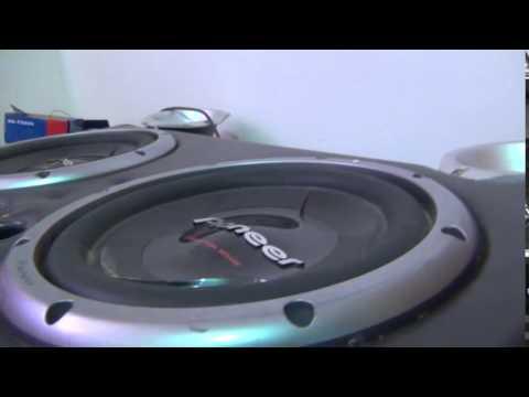Projeto de Amplificador caseiro 500W RMS