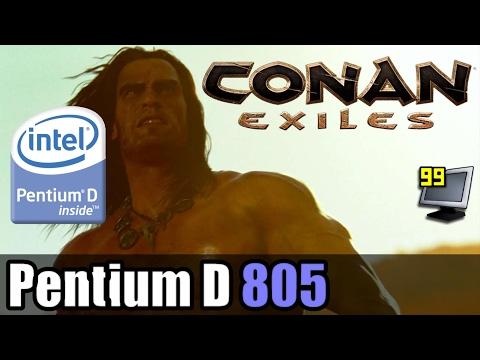 Conan Exiles on Pentium D - Can It Run?