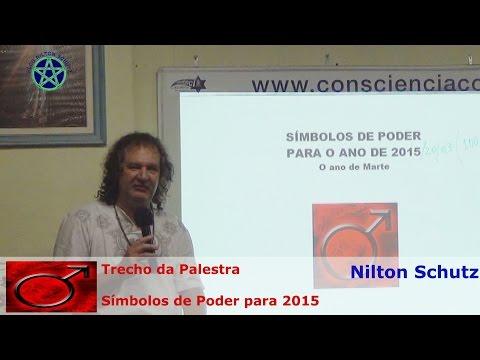 Nilton Schutz - Símbolos de Poder para 2015 - Utilização para Pessoas e Ambientes