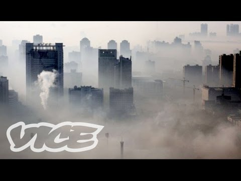 VICE- China Air Pollution