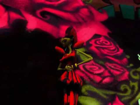 Psychonauts Cutscenes: Edgar Teglee