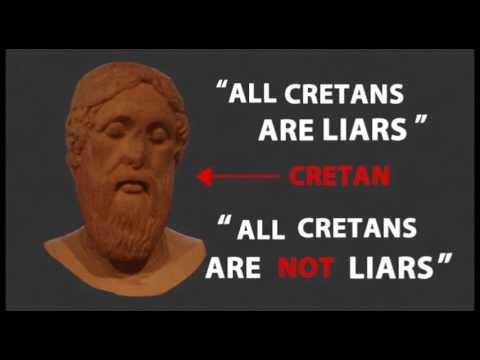 CRETAN LIAR