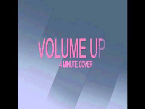(cover) VOLUME UP - 4 MINUTE