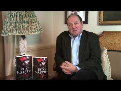Jim Naughtie talks about the plot and characters of THE MADNESS OF