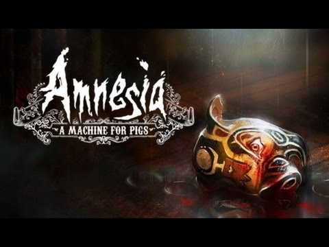 Amnesia - A Machine for Pigs (Zangado)