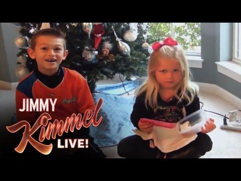 YouTube Challenge - 我送小孩一個超爛的聖誕節禮物!!