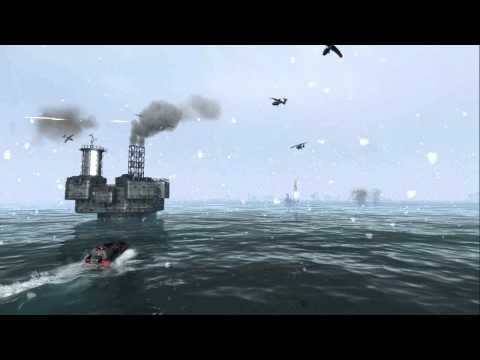 OilRush naval strategy game - Trailer [HD]