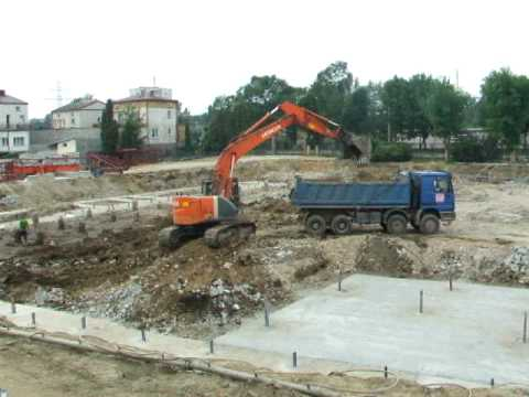 Budowa Hali Widowiskowo-Sportowej w Ostrowcu Św.