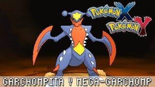 Pokémon X / Y ۩ Garchompita Y Mega-Garchomp
