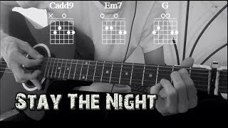 Como Tocar Zedd Ft. Hayley Williams ~ Stay The Night