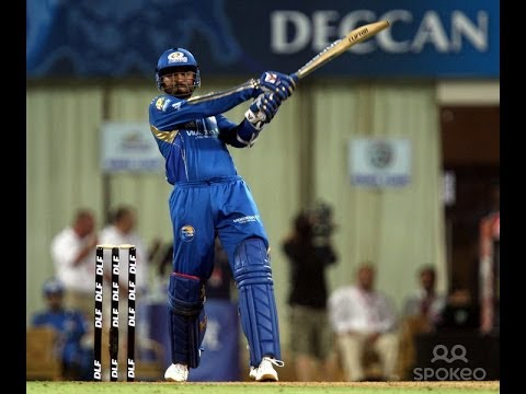 MI vs DD Ipl T20 Last Over Harbhajan sing and pollard scoring
