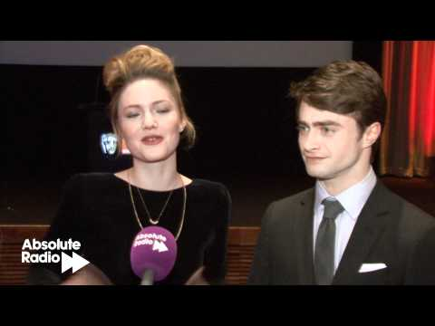 BAFTA nominations: Daniel Radcliffe and Holliday Grainger interview
