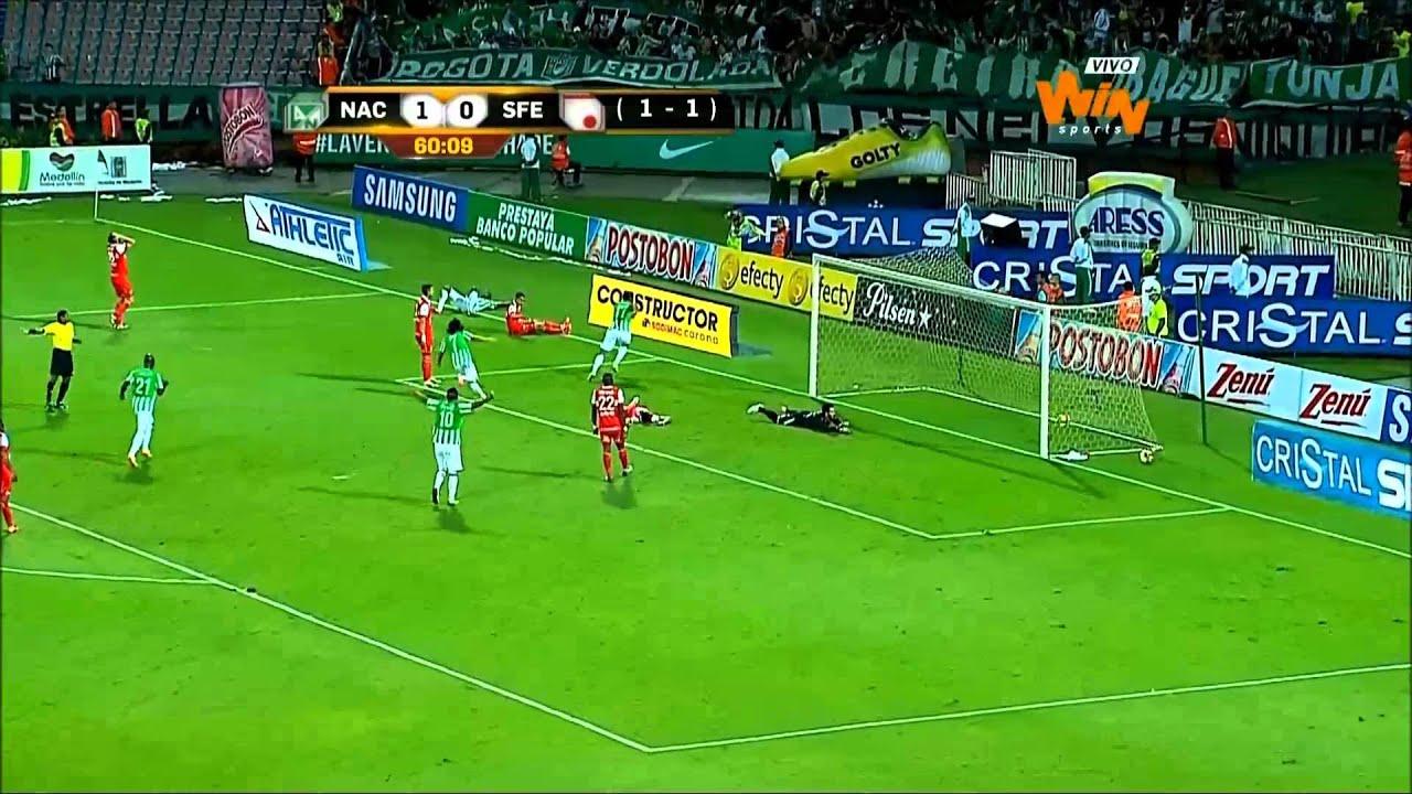 Atletico Nacional Medellin 2-0 Independiente Santa Fe