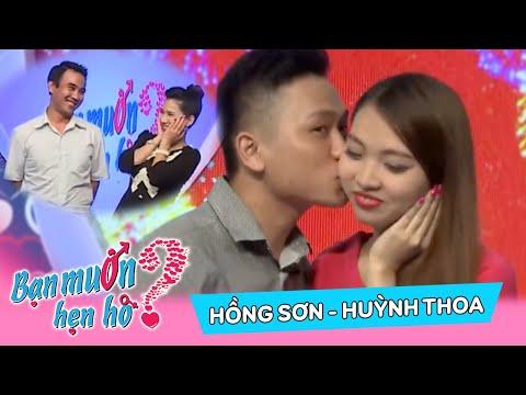 Sốc! Cô nàng giảm hơn 20kg vì thất tình - Bạn Muốn Hẹn Hò 83 -  Hồng Sơn & Huỳnh Thoa - 07/06/2015